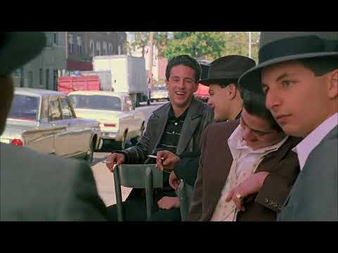 A Bronx Tale - C and his friends