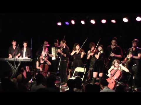 Mother Falcon - Pennies (Live) [feat. Amanda Palmer & Gary Lucas]