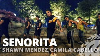 Download lagu SENORITA by Shawn Mendes,Camila Cabello | Zumba | Pre Cool Down | TML Crew Kramer Pastrana