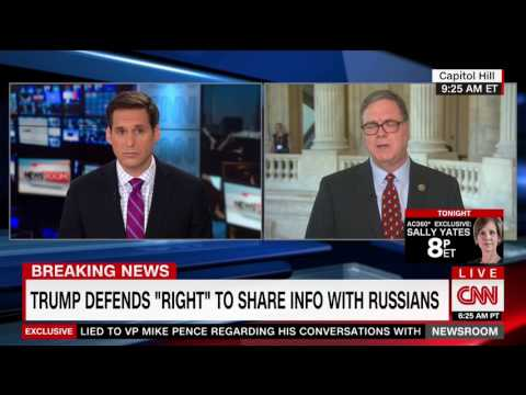 Rep. Denny Heck discusses news of the day with CNN