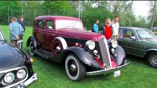 Oldtimertreffen Espenhain 2012 1/2 - Classic Car - Oldtimer - Auto