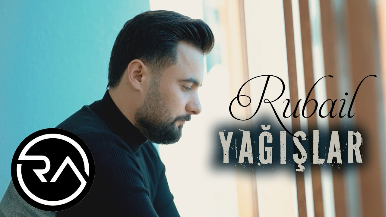 Rubail Azimov Yagislar 2021 Official Music Video 4k Youtube