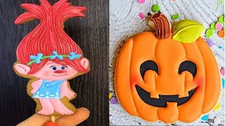 Top 5 Easy Halloween Cookies Ideas 2018 | Cookie and Cake