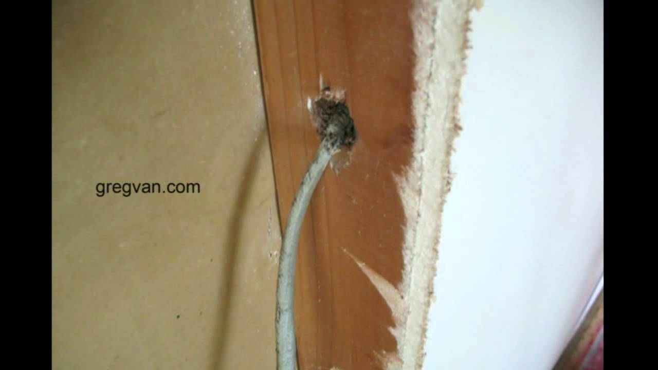 Avoid Cutting Electrical Wires Inside Walls My Encounter