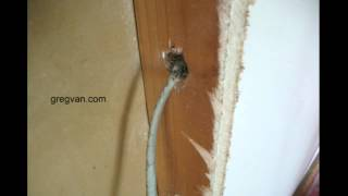 Avoid Cutting Electrical Wires Inside Walls - My Encounter With A Sawzall