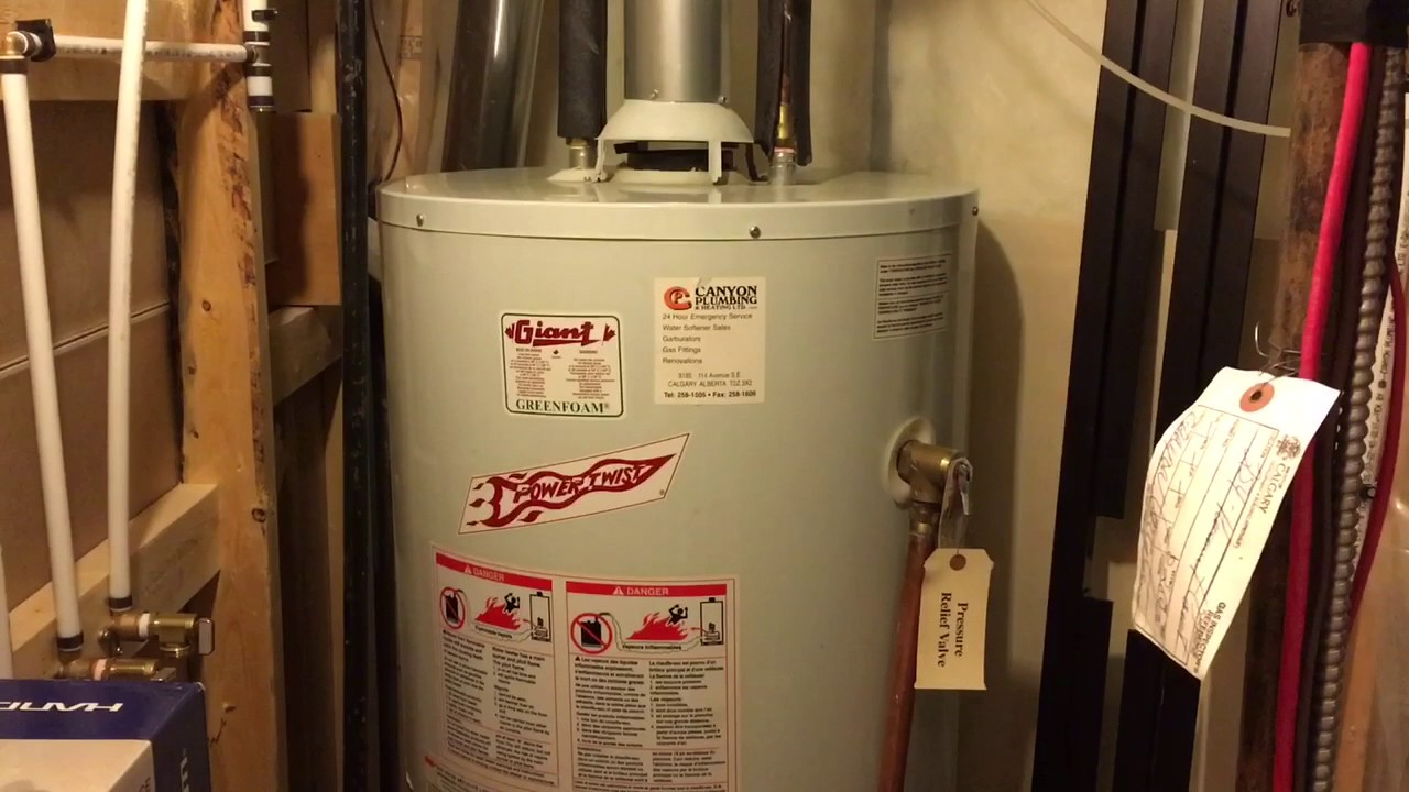 How To Drain Flush Amp Fill A Hot Water Heater