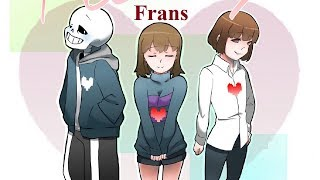 Feel my beat【 Frans - Undertale Comic Dub 】