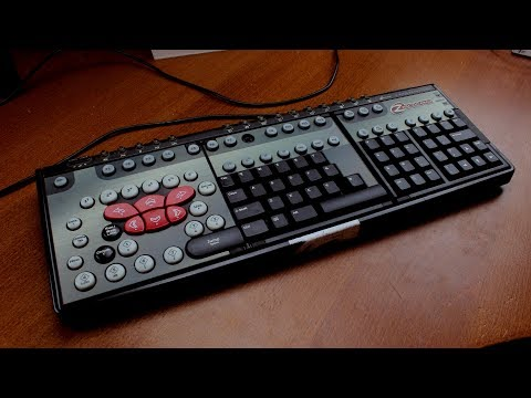 SteelSeries Zboard Review (rubber Domes)