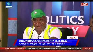 Mixed Reactions Trail Declaration Of Anambra Governorship Results Pt 3 | Sunday Politics |