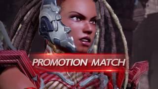 Tekken 7 Online Rank Match #17: Trigungunsmoke08 vs Batusai-K