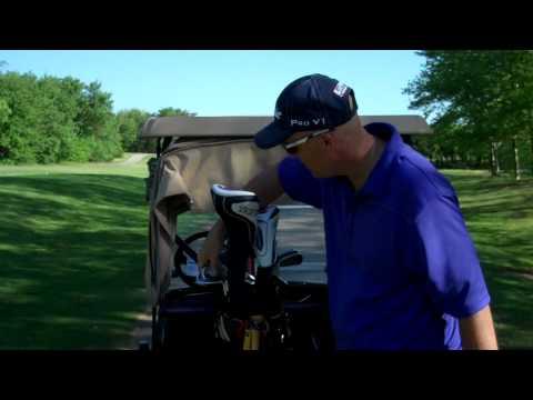 Shark Attack Golf, Cleveland DST Bag Check
