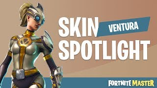 Ventura Skin Spotlight (Fortnite Battle Royale)