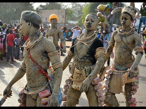 CNOC | Carnaval 2016: Guiné-Bissau Tera di Nturudu - Parte5/5