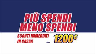 Volantino Trony PIU' SPENDI MENO SPENDI'