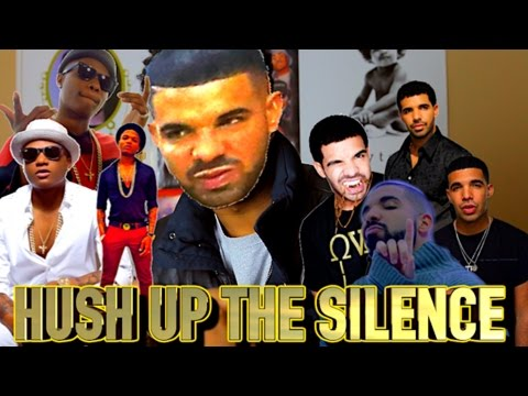 DRAKE FT WIZKID - HUSH UP THE SILENCE (REACTION)