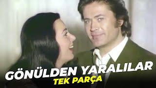 Gönülden Yaralılar | Cüneyt Arkın Fatma Girik Eski Türk Filmi Full İzle