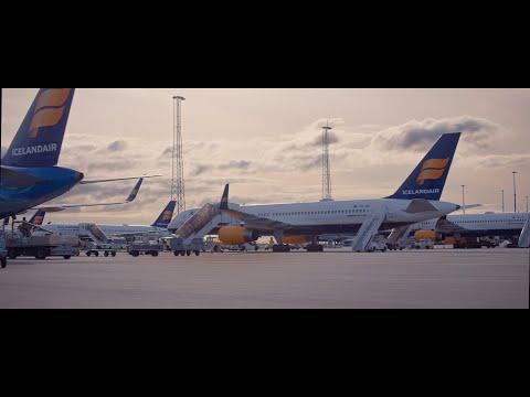 Happy New Year! Icelandair