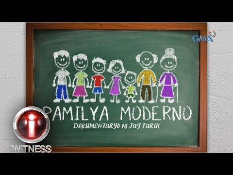 I-Witness: 'Pamilya Moderno,' dokumentaryo ni Jay Taruc (full episode)