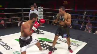 Czar Amonsot vs Carlos Portillo - October 2017