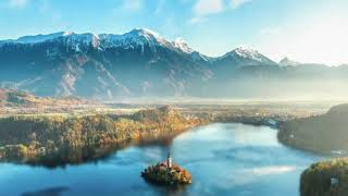 Relaxing Instrumental Music#2 -Beyond The Mountain