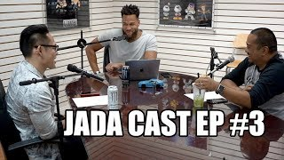 Broke My Leg on a Ferrari - Jada Cast Ep #3
