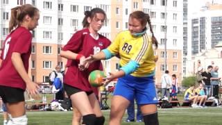 Финал  фестиваля « Petersburg-Cup» по гандболу