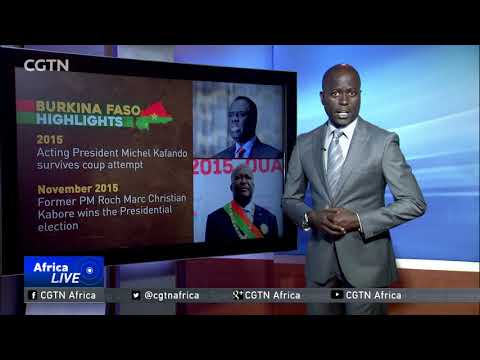 Burkina Faso faces several political, security challenges