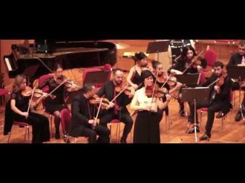 Hoffmeister Viola Concerto - 2&3mov. - Isabel Villanueva