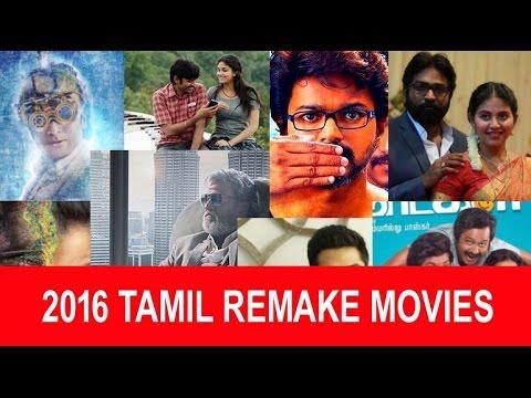 Tamil Remake Movies 2016  | Cine Tweets | cinema news