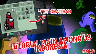Tutorial Cara Bermain Among Us M0D Indonesia