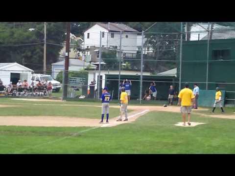 Vestal Baseball Important Hit