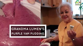 How To Make Ube Halaya (Filipino Purple Yam Pudding): Grandma Lumen's Recipe