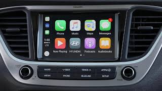 2019 ACCENT Infotainment - Multimedia System