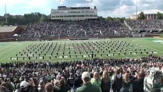 Ohio University Marching 110 Homecoming 2018