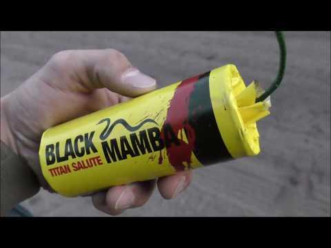 Black Mamba vs Cobra 8 vs Scream Mega  vs Gigant Maroon