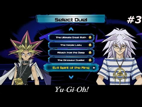 Yu-Gi-Oh Legacy of the Duelist Campaign Yu-Gi-Oh! Part3