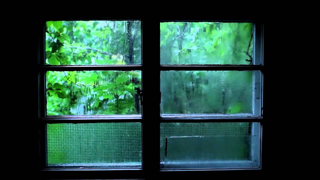 Rain Sound and Thunder - 2 Hours Sleep Meditation Sound