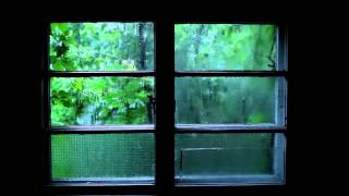 Download Rain Sound and Thunder - 2 Hours Sleep Meditation Sound Mp3 and Videos