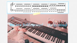 BTS (방탄소년단) - We are Bulletproof : the Eternal Piano Cover