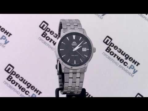 Часы Orient ER27009B [FER27009B0] - Круговой обзор от PresidentWatches.Ru