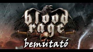 Blood Rage - társasjáték bemutató
