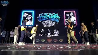 JC Jun & Ahkee vs Dating & Easy - Finał 2vs2 na B.I.S 2018