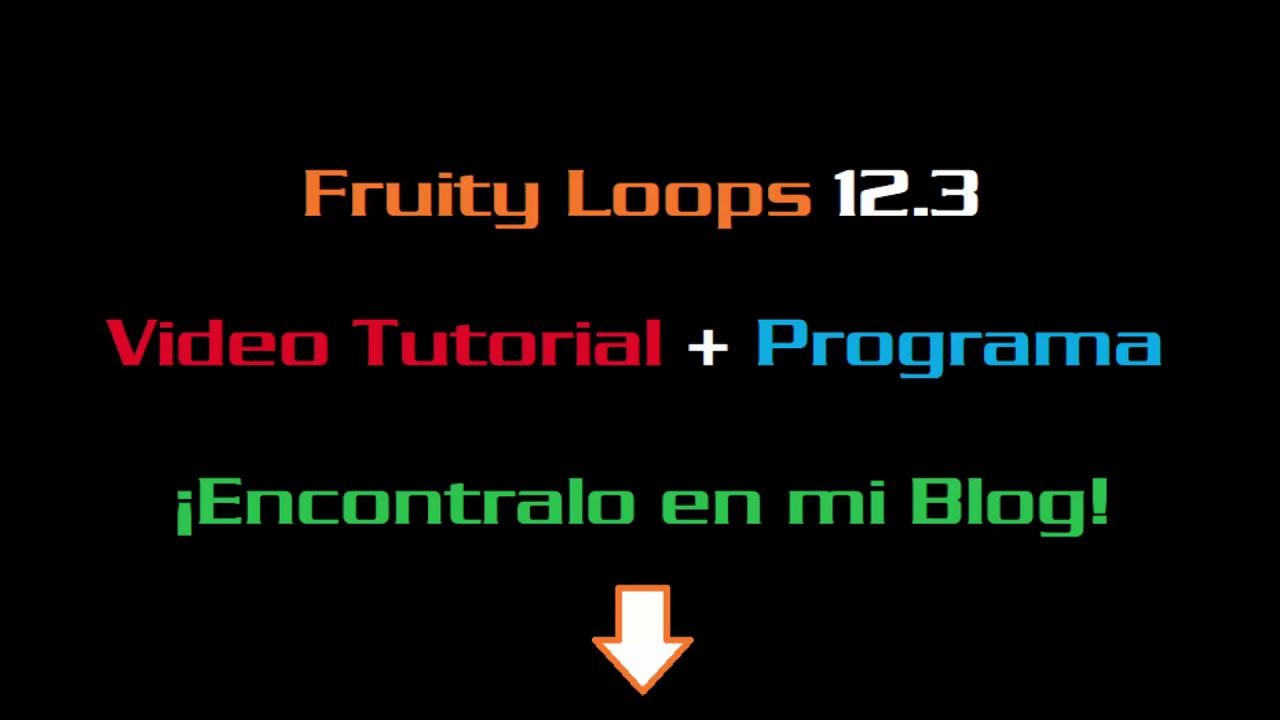 fruit loops programa