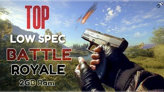 Top 10 FREE Battle Royale Low End PC Games 2020 ( 2gb ram pc games )