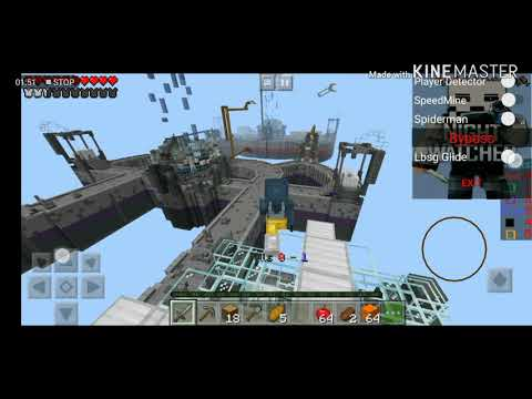 Hacking In Lbsg LifeBoat Server Mcpe To Win Capture The Flag