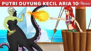 Putri Duyung Kecil Bagian 10 | Gunung Es Sihir | Kartun Anak | Cerita Bahasa Indonesia | Dongeng