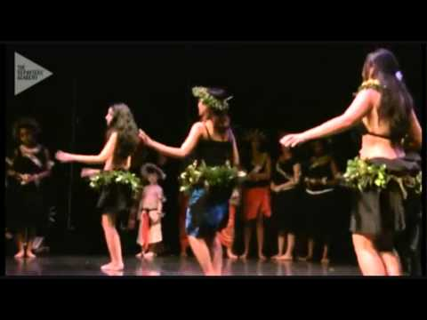 Polyfest 2012 Kiribati Group Video