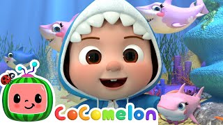 Baby Shark Dance Song! | CoComelon Nursery Rhymes & Kids Songs | Learning Videos For Toddlers