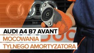 Montaż Przepływomierz Powietrza AUDI A4 Avant (8ED, B7): darmowe wideo