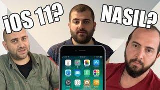 iOS 11 için ne dediler?